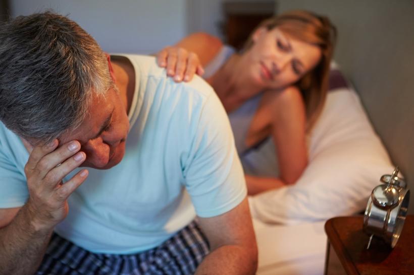 nukahtamis vaikeudet voivat pilata tulokset