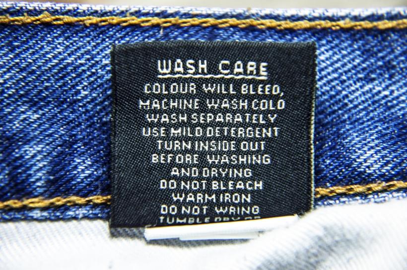 farkkujen pesu