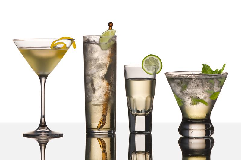 votka-koktaileja
