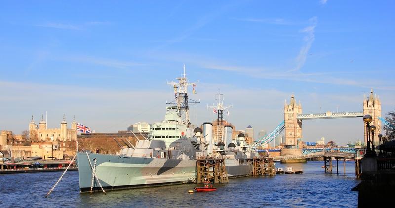 Britannian sotalaiva