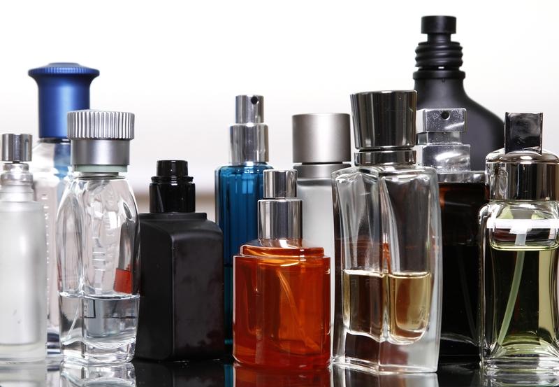 hajuvedet voivat luoda hienon kokoelman