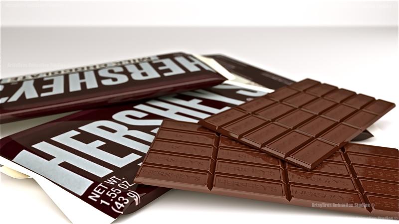Hersheys on maailman suurimpia suklaamerkkejä