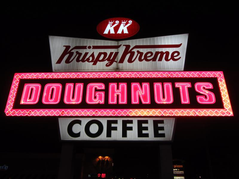 Krispy Kremen donitsikahvila