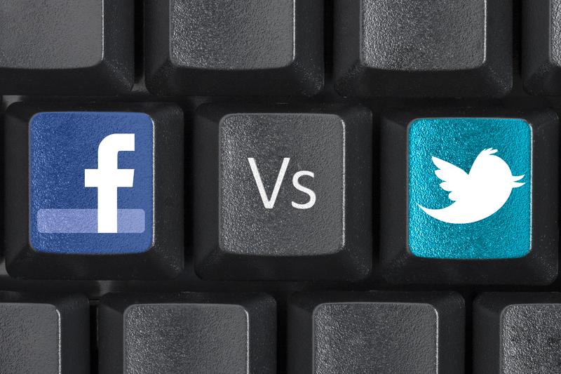 uskottomuus twitterissä ja facebookissa