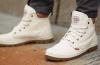 valkoiset palladium-kengät
