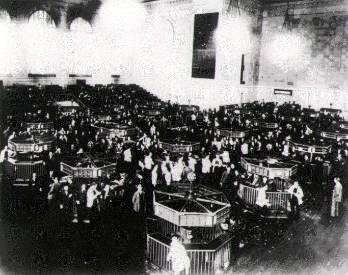 musta torstai vuonna 1929