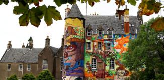 graffiti tornissa