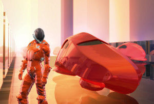 tulevaisuuden autot