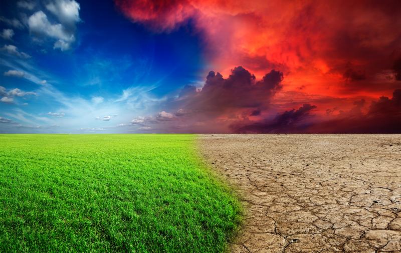 ilmastonmuutos on jo täällä