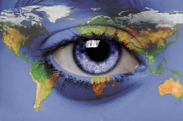 maapallon kasvot