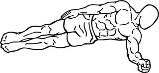 kylkilankku työstää syvia vatsalihaksia