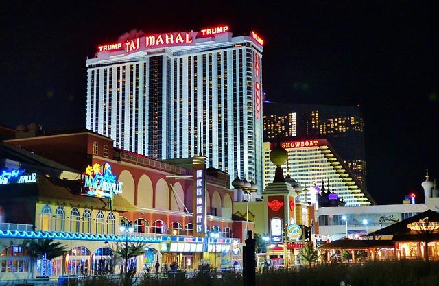 Trumpin kasino Atlantic Cityssä
