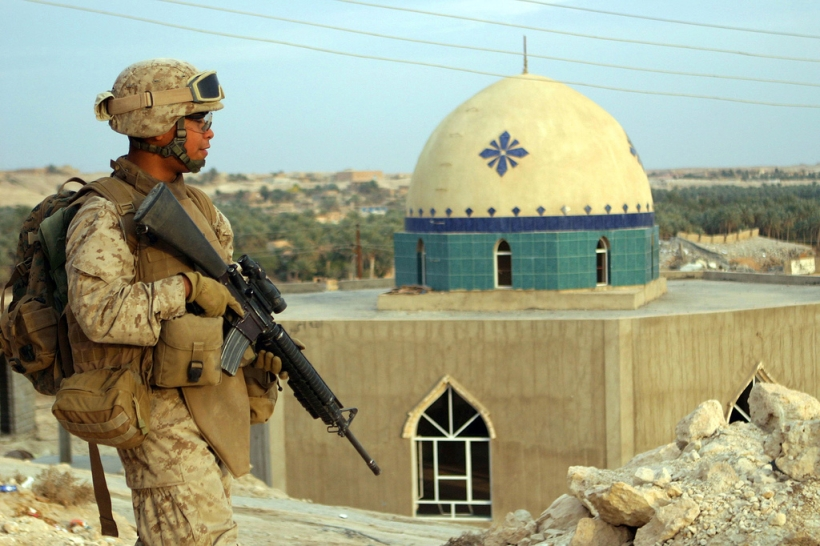 Yhdysvaltojen sotilas