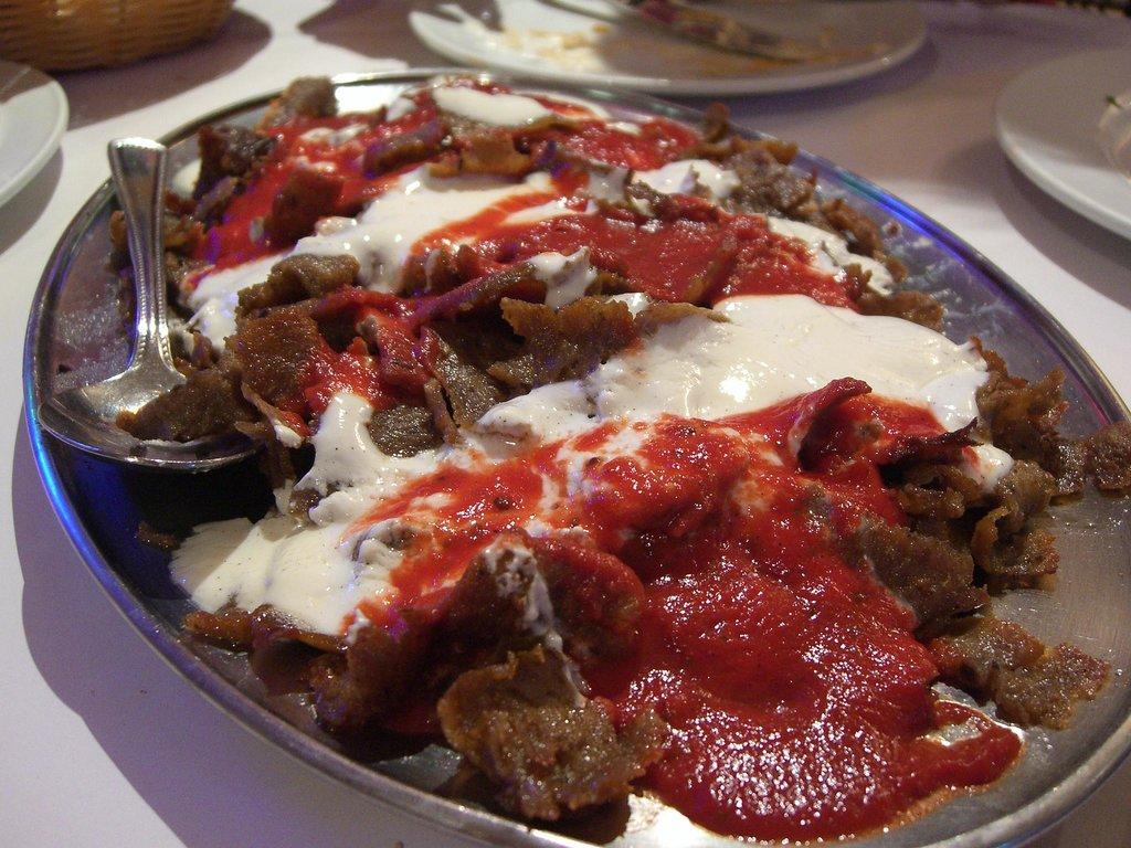 iskender-kebab resepti