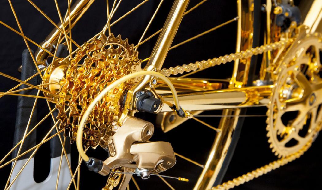 polkupyörän vaihderatas
