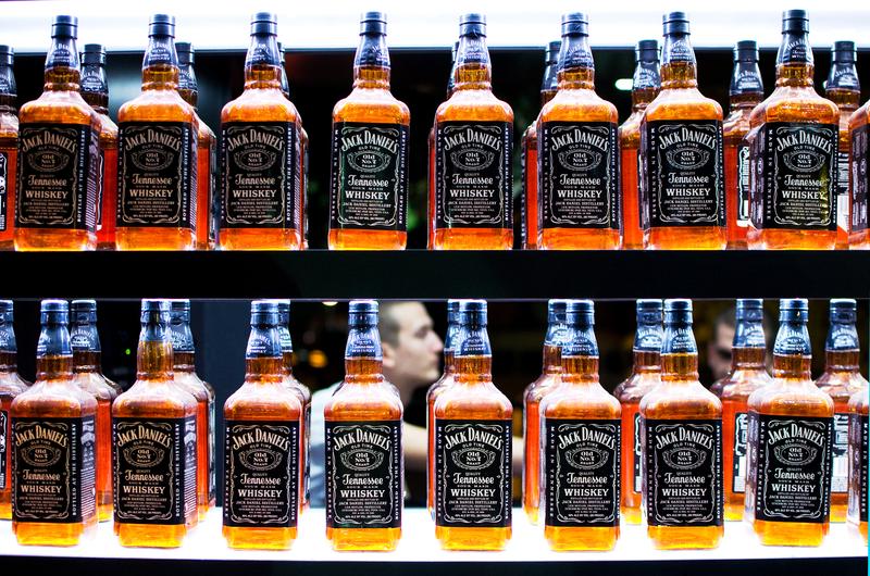 Jack Daniel's Old No. 7:n alkuperä on salaisuus