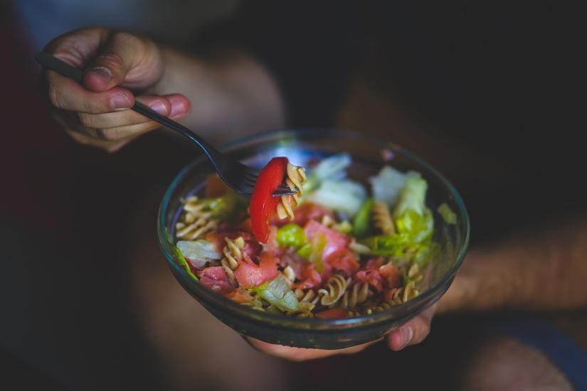 terveellinen elämä tarvitsee terveellistä ruokaa