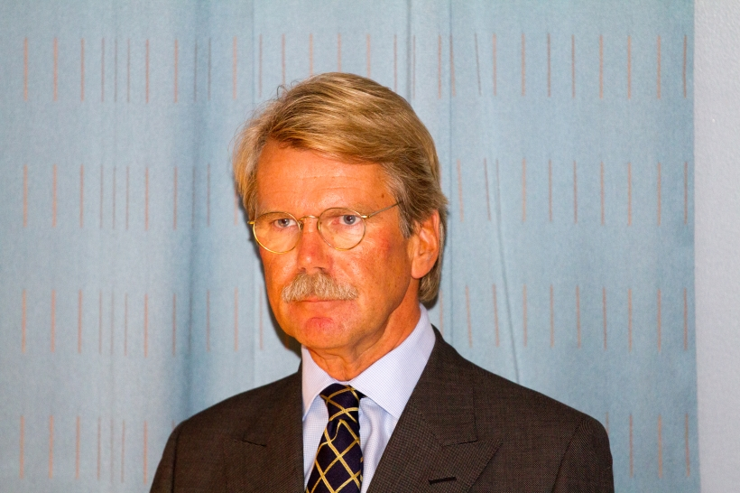 Björn Wahlroos aka Nalle