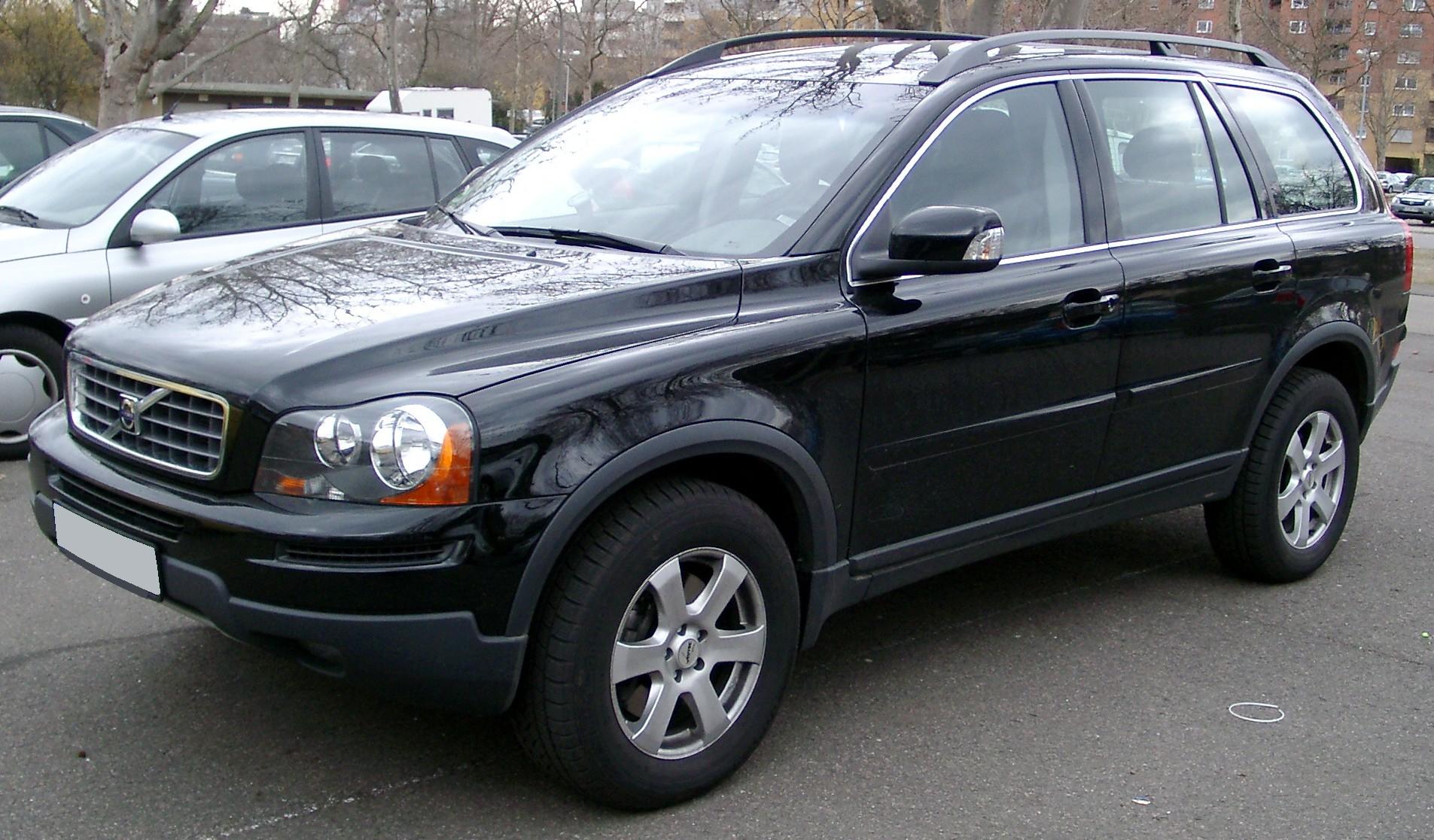 Volvo Katumaasturi