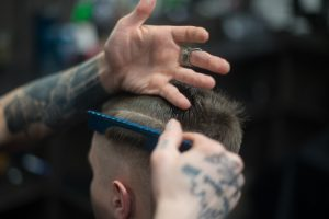 miesten hiustyylejä